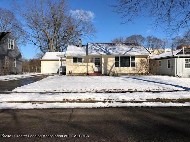 1166 Marigold Avenue, East Lansing, MI 48823 (#630000252676) :: The Alex Nugent Team | Real Estate One