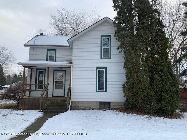 201 W Floral Avenue, ST. JOHNS, MI 48879 (MLS #630000252780) :: The John Wentworth Group