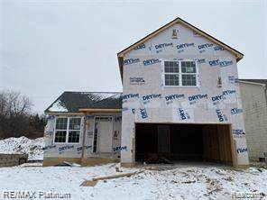 5009 Walsh, Brighton, MI 48114 (#2210006777) :: Real Estate For A CAUSE