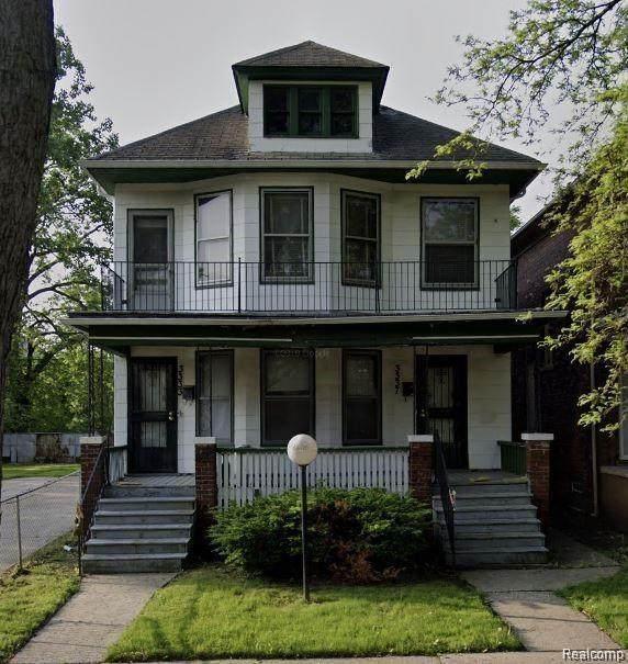 3333 Columbus, Detroit, MI 48206 (#2210007154) :: GK Real Estate Team