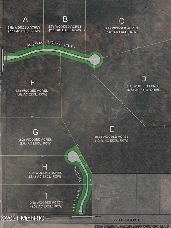 8460 Jameson Court SE, Caledonia Twp, MI 49302 (#71021003464) :: The Alex Nugent Team | Real Estate One
