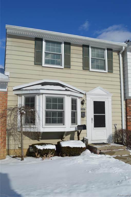 19487 Eddington Pl, Northville Twp, MI 48167 (#2210008395) :: The Alex Nugent Team   Real Estate One