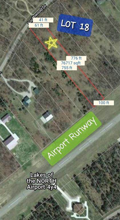 LOT 18 Southwood Drive, Mancelona Twp, MI 49659 (#2210008423) :: The Alex Nugent Team | Real Estate One
