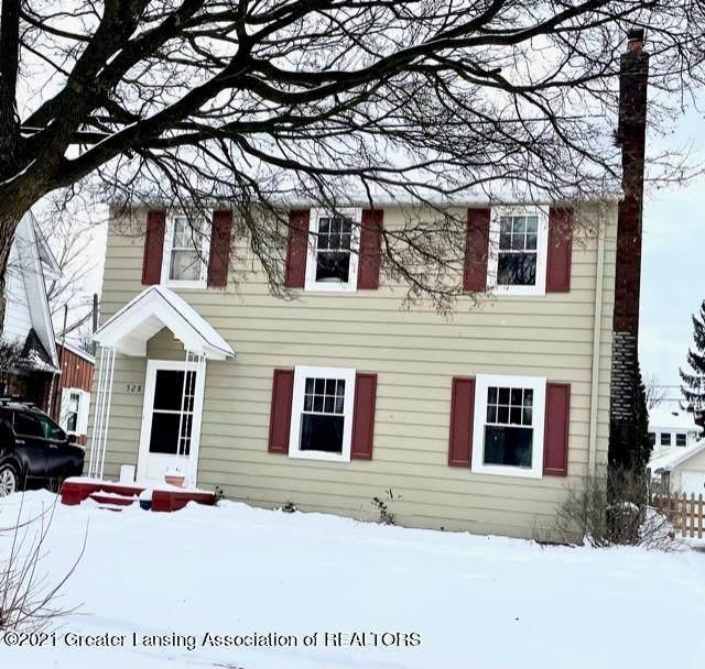 528 Riley Street, Lansing, MI 48910 (#630000252936) :: The Alex Nugent Team   Real Estate One
