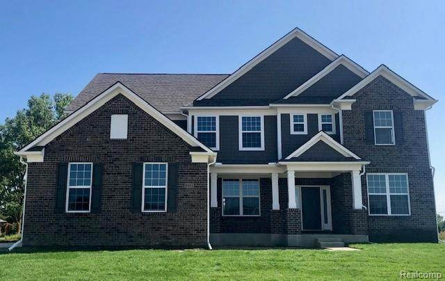 9160 Andover Forest Lane, Plymouth Twp, MI 48170 (MLS #2210009238) :: The Toth Team