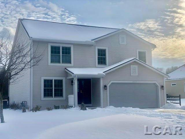 2477 Woodridge Dr., MADISON TWP, MI 49221 (#56050034217) :: The Mulvihill Group