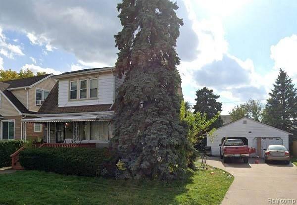 1401 Anne Avenue, Lincoln Park, MI 48146 (#2210010293) :: GK Real Estate Team