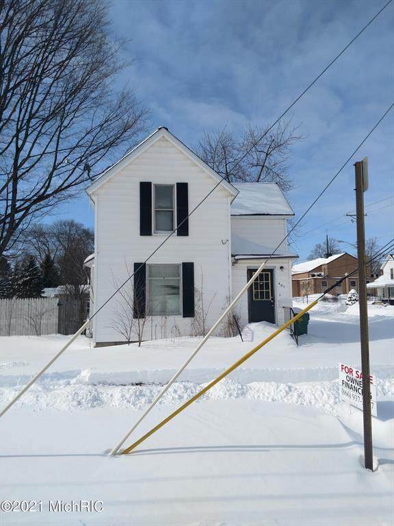 401 S Monroe Street, Sturgis, MI 49091 (#65021005043) :: The BK Agency