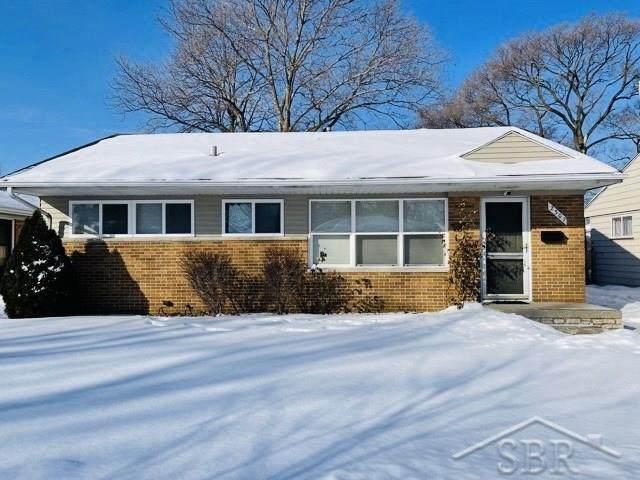 2307 N Mason, Saginaw, MI 48602 (#61050034709) :: GK Real Estate Team