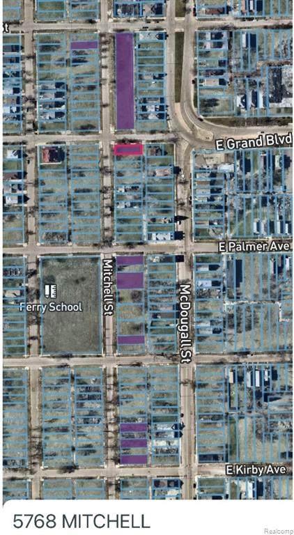5768 Mitchell, Detroit, MI 48211 (#2210012014) :: GK Real Estate Team