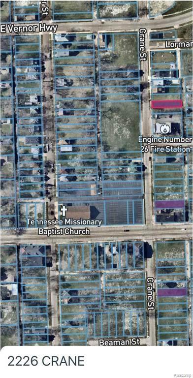 2226 Crane, Detroit, MI 48214 (#2210012184) :: The BK Agency