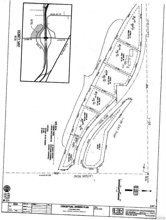 000 Beck/Latson Road, Genoa Twp, MI 48116 (#2210012580) :: The BK Agency