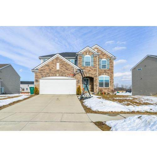6725 Buck Crossing, Ypsilanti Twp, MI 48197 (#543279033) :: The Merrie Johnson Team
