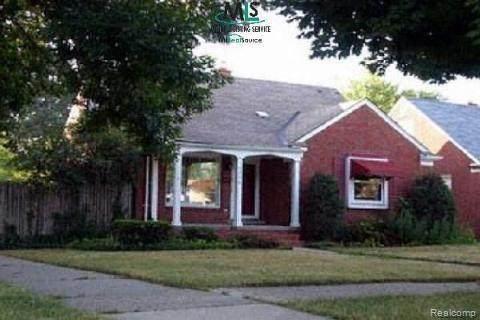 19296 Berden Street, Harper Woods, MI 48225 (MLS #2210012643) :: The Toth Team