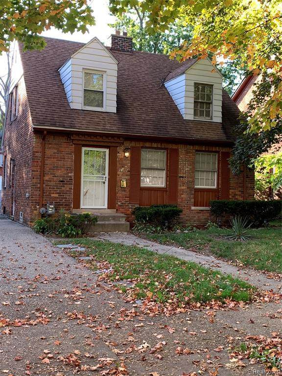 14617 Penrod Street, Detroit, MI 48223 (#2210013347) :: Novak & Associates
