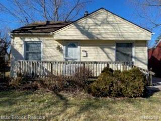 1563 Browning Street, Ferndale, MI 48220 (#2210013728) :: RE/MAX Nexus