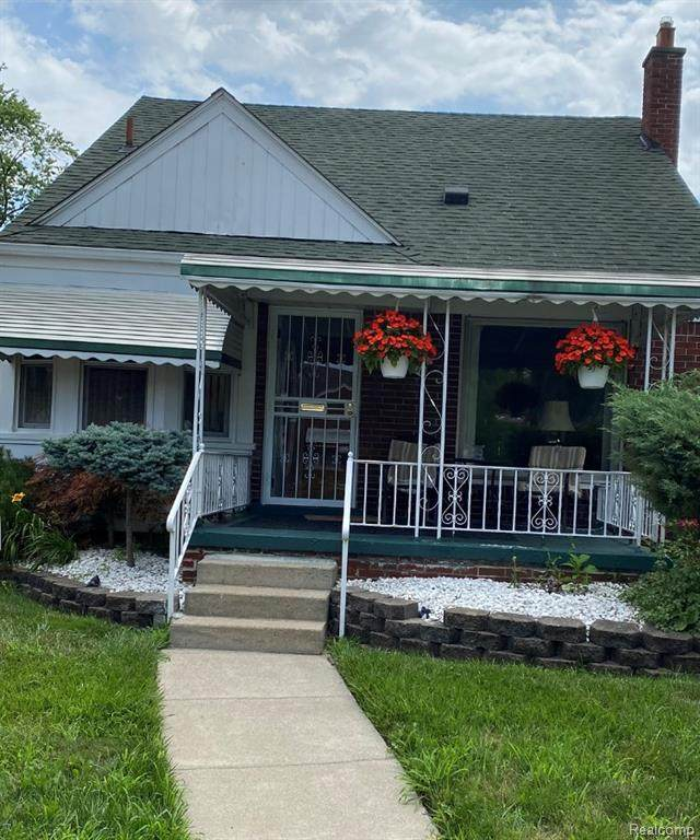 18306 Freeland Street, Detroit, MI 48235 (#2210013872) :: GK Real Estate Team