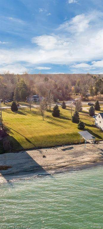 Vacant Land Lakeshore Road, Burtchville Twp, MI 48059 (#2210014135) :: The Alex Nugent Team | Real Estate One