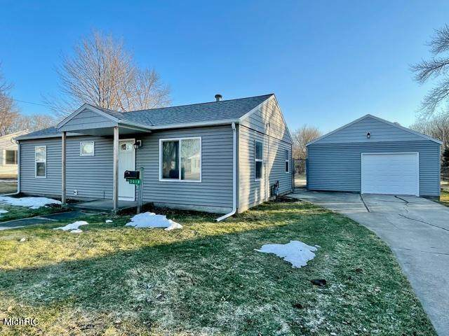 2018 Lewis Drive, Niles Twp, MI 49120 (#69021006743) :: The Mulvihill Group
