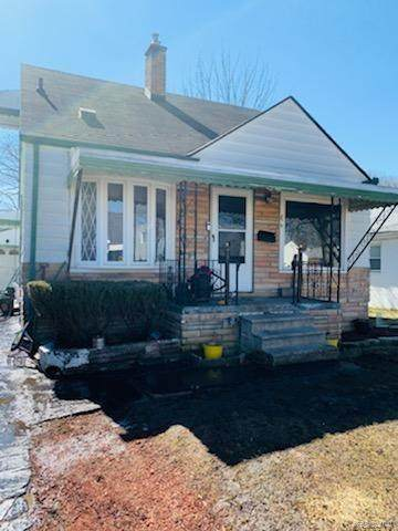 279 Bondale Avenue, Pontiac, MI 48341 (#2210014738) :: The Mulvihill Group