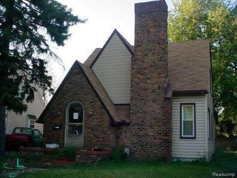 561 E Montcalm Street, Pontiac, MI 48342 (#2210014740) :: The Mulvihill Group