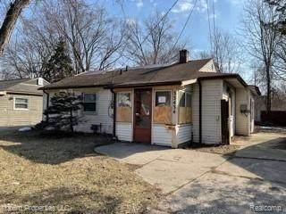 33434 Bendon Crt, Westland, MI 48186 (#2210014978) :: GK Real Estate Team