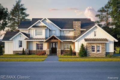 835 Adams Rd, Milford Twp, MI 48381 (#2210015216) :: Duneske Real Estate Advisors