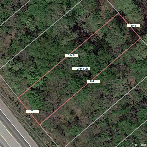 s Ortonville Road, Brandon Twp, MI 48462 (#2210015606) :: Real Estate For A CAUSE