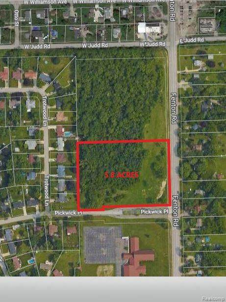00C Fenton Road, Flint Twp, MI 48507 (#2210015653) :: Real Estate For A CAUSE