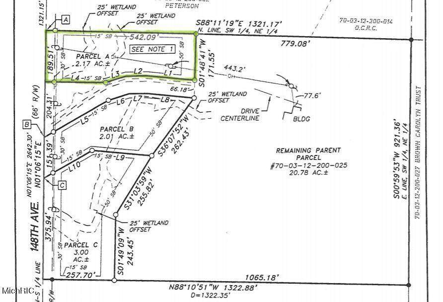 Parcel A 148th Avenue - Photo 1