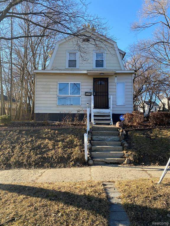 1055 Marquette Street, Flint, MI 48504 (#2210015957) :: GK Real Estate Team