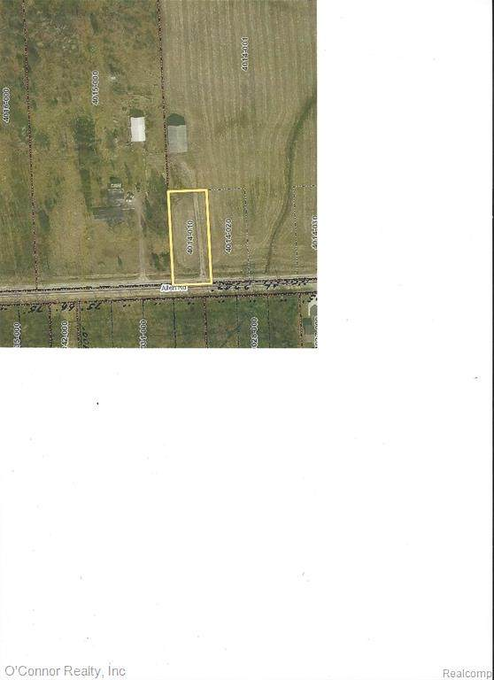 parcel 2 Allen Road, Kimball Twp, MI 48074 (#2210016673) :: Real Estate For A CAUSE