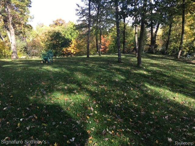 Lot 1 Dubuar Street, Northville, MI 48167 (#2210017522) :: Duneske Real Estate Advisors