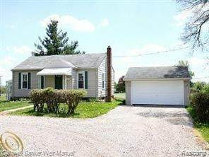 50285 7 MILE Road, Northville Twp, MI 48167 (#2210018685) :: Real Estate For A CAUSE