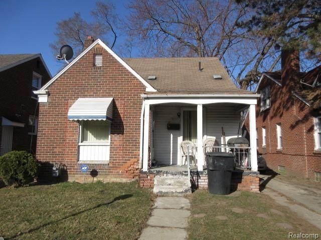 8553 Cloverlawn Street, Detroit, MI 48204 (#2210018697) :: GK Real Estate Team