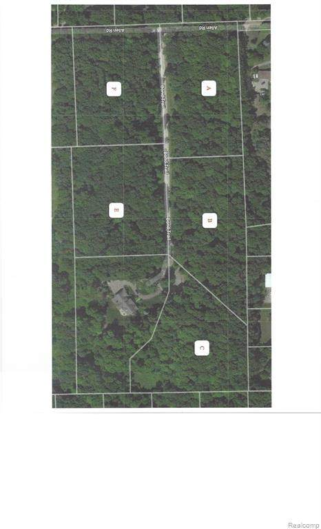 Lot E Bond Trl, Independence Twp, MI 48348 (#2210019083) :: Duneske Real Estate Advisors