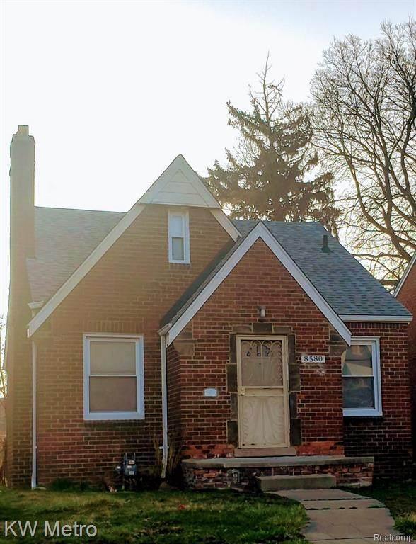 8580 Wisconsin Street, Detroit, MI 48204 (#2210020367) :: RE/MAX Nexus