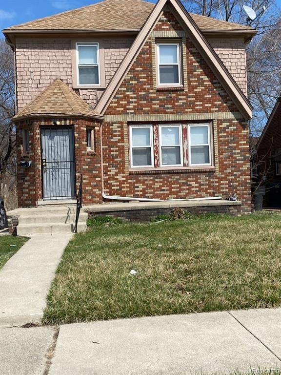10865 E Outer Drive, Detroit, MI 48224 (#2210021291) :: The BK Agency