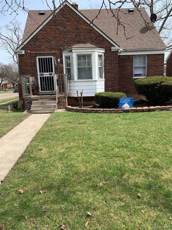 20116 Westphalia Street, Detroit, MI 48205 (#2210021297) :: Real Estate For A CAUSE