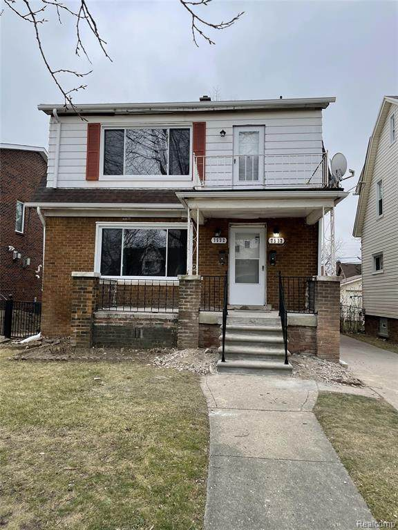 7532 Kentucky Street, Dearborn, MI 48126 (#2210021974) :: Robert E Smith Realty