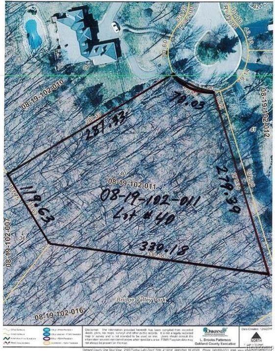 40 Fieldstone Ridge, Independence Twp, MI 48348 (#2210021988) :: RE/MAX Nexus