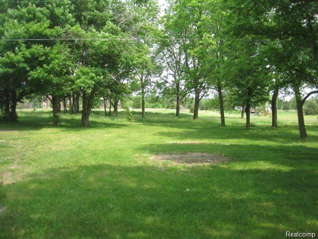 1305 S Hickory Ridge Road, Highland Twp, MI 48380 (#2210022811) :: Real Estate For A CAUSE