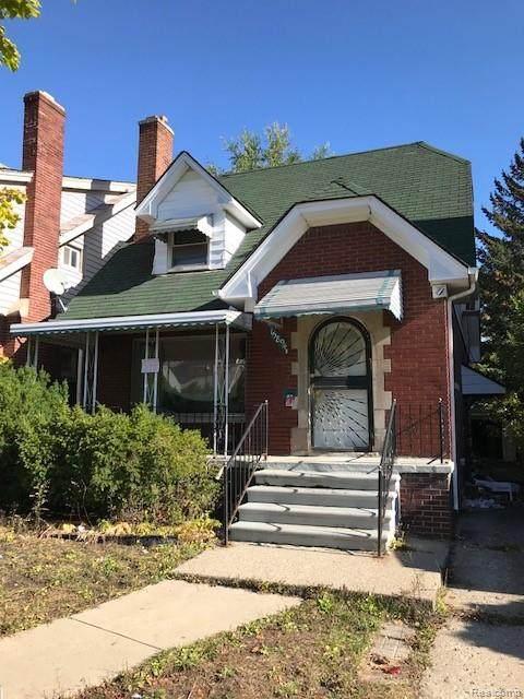 15894 Woodingham Dr, Detroit, MI 48238 (#2210023076) :: Real Estate For A CAUSE