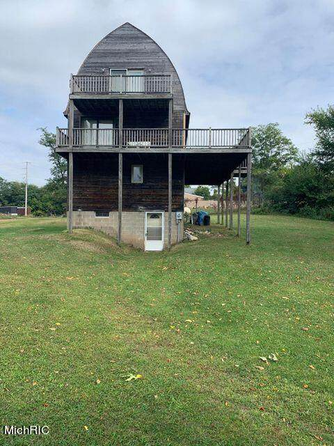 13323 Shannon Street, Marcellus Twp, MI 49067 (#69021011228) :: Real Estate For A CAUSE
