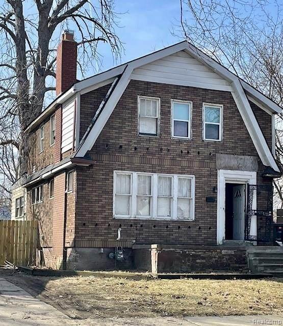 5793 Woodhall Street, Detroit, MI 48224 (#2210024266) :: The BK Agency
