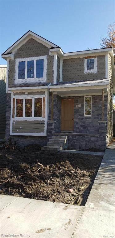 731 Helene, Royal Oak, MI 48067 (#2210024622) :: GK Real Estate Team