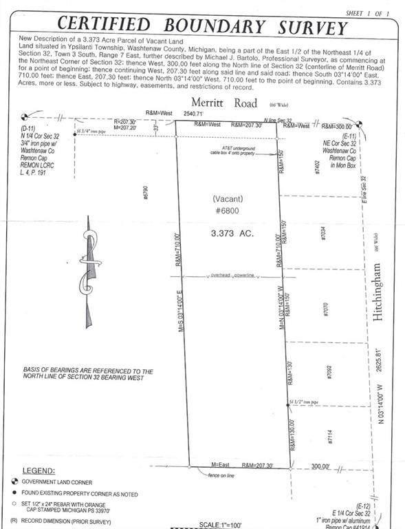 6800 Merritt Road, Ypsilanti, MI 48197 (MLS #543280054) :: The John Wentworth Group