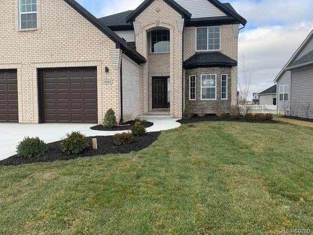 5073 Wilshire Drive, Dundee Twp, MI 48131 (#2210024641) :: Real Estate For A CAUSE