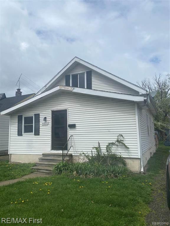 8637 Studebaker Avenue, Warren, MI 48089 (MLS #2210024845) :: The John Wentworth Group