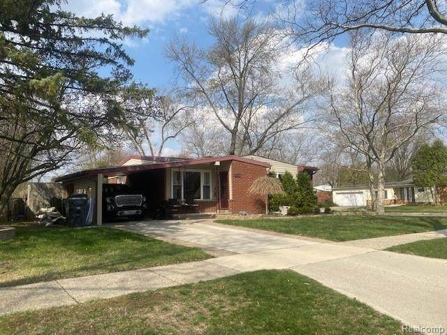 14600 Marlow Street, Oak Park, MI 48237 (#2210025095) :: Duneske Real Estate Advisors